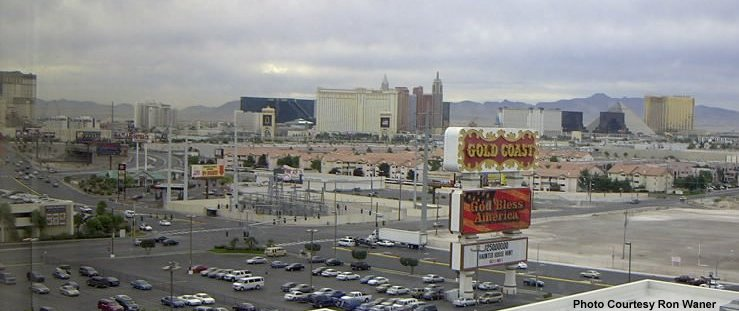 Las Vegas Strip Hotels From The Gold Coast Hotel And